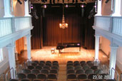salle de concert de la Chapelle