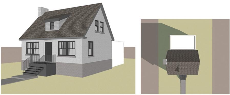 Agrandir une maison une maison meulire typique mais for Agrandir sa maison en bois