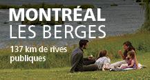 Montréal les berges
