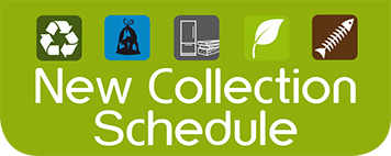 New Collection schedule