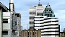 Stratégie centre-ville Montréal