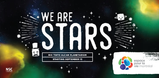 We are Stars - New show at the Plan�tarium