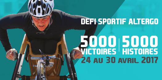 Défi sportif 2017