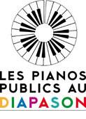 Les pianos publics au diapason