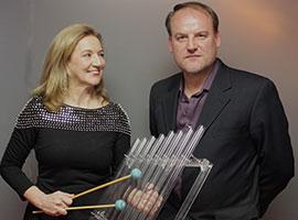 Marie-Josée Simard et Vladimir Sidorov © Alexis Gagnon