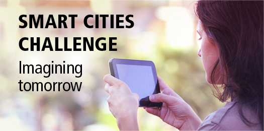 Smart Cities Challenge - Imagining Tomorrow