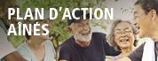 Plan d'action aînés