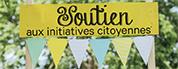 Programme d'initiatives citoyennes