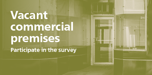 Consultation : vacant commercial premises. Participate in the survey!