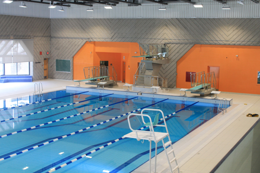 Bain libre montreal for Cegep vieux montreal piscine