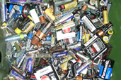 Drop off your used batteries and cell phones