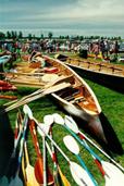 Canoe et kayak de course