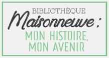Bibliothèque Maisonneuve