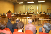 Image of the council meetings