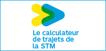 Calculateur de trajets STM