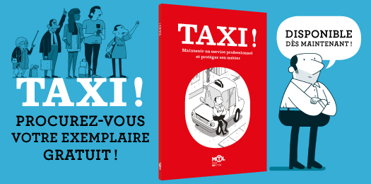 Taxi - Disponible dès maintenant