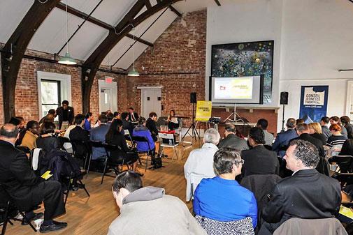 Conférence-midi L'entrepreneuriat et le défi jeunesse