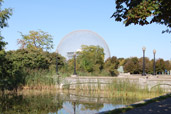 Biosph�re, Ile-Sainte-H�l�ne - CPM 2011