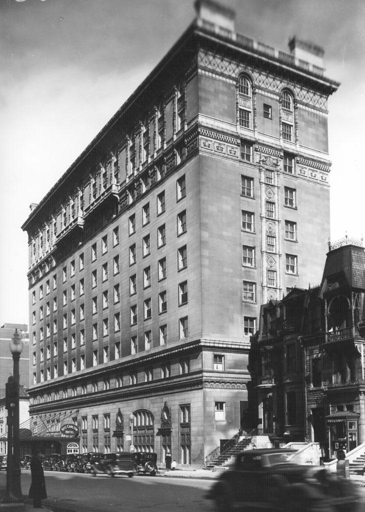 L'Hôtel Ritz-Carlton, 26 mars 1936, VM94,SY,SS1,SSS17,D172