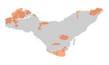 carte des écoterritoires
