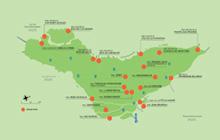 carte des grands parcs