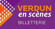 Verdun en scènes - Billeterie