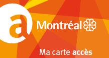 Carte acc�s Montr�al - FR