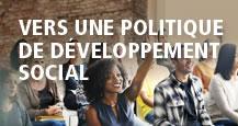 Politique développement social 2017