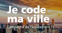 Je code ma ville - FR