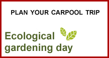 Ecological gardening day