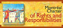 Montr�al Charter of Rights and Responsabilities
