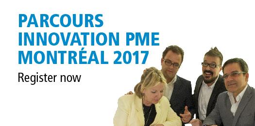 Parcours innovation PME Montrésl 2017