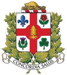 The Montréal coat of arms
