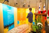 Vernissage 12 poèmes pour Montréal