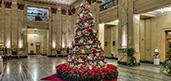 Noël à l'hôtel de ville