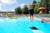 Ville de montr al sports et activit s physiques for Club piscine pierrefonds