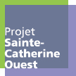 Logo Sainte-Catherine Ouest Project.