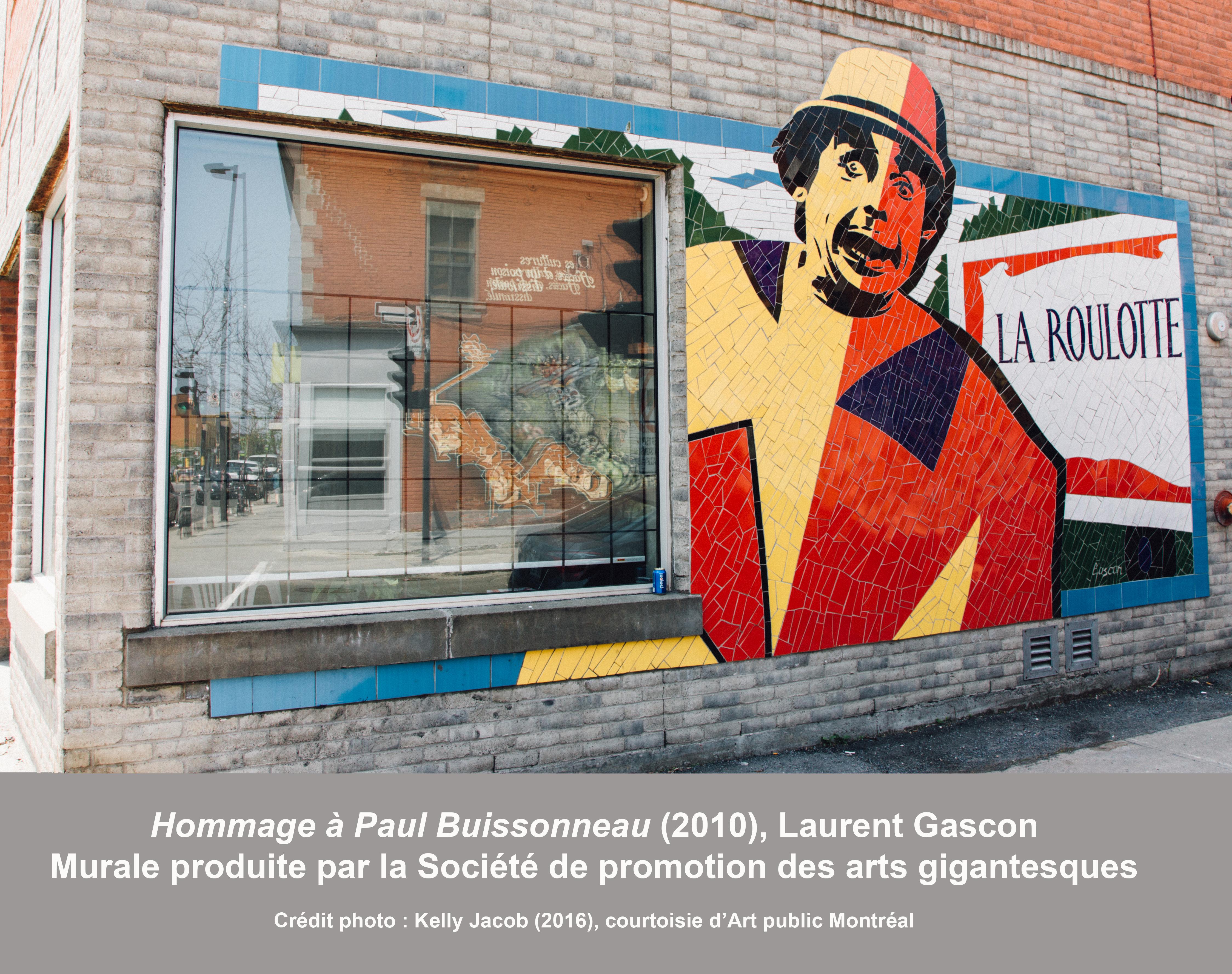 Murale buissonneau 2016