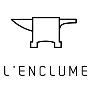 Logo - L'Enclume: Land-use planning work cooperative