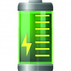 Lithium batteries that last longer and recharge more rapidly