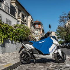 Launching self-service electric scooters in Paris [FR]