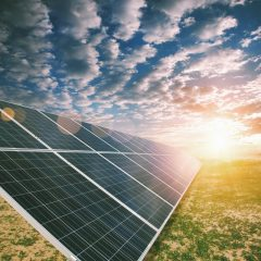 Scientific Discovery: solar panels producing fuel!