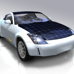 Sion: this electric car integrates solar panels for self-charging