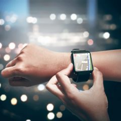 MyFord Mobile : smartwatch app for electric vehicles