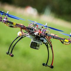 3D printed operational drone with embedded electronics using aerospace-grade materials