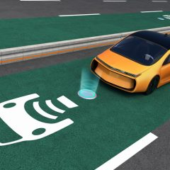 Wireless charging of moving electric vehicles overcomes major hurdle