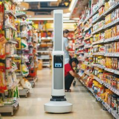 Tally, a robotic autonomous shelf auditing solution for retail outlets