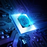 New 3D chip combines computing and data storage