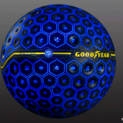 Goodyear unveils first AI-powered concept tyre