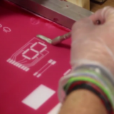 Make your touch screen in a few minutes with a printer